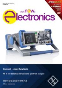 [ FreeCourseWeb com ] What's New in Electronics - March-April 2020
