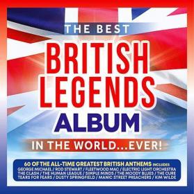 The Best British Legends Album In The World    Ever!