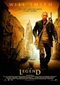 I Am Legend 2007 [Worldfree4u Click] 720p BluRay x264 ESub [Dual Audio] [Hindi DD 5.1 + English DD 2 0]