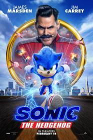 Sonic The Hedgehog 2020 1080p WEBRip x264-RARBG