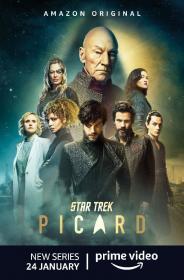 星际迷航:皮卡德 第一季10集全 中英双字 StarTrek Picard 2020 1080p CTYH