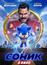 Sonic The Hedgehog 2020 WEB-DL 1080p