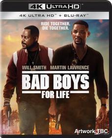 Bad Boys For Life 2020 WEB-DL 2160p SDR DOMKPAT