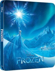 Frozen (2013) 1080p 10bit Bluray x265 HEVC [Org DD 2 0 Hindi + DD 5.1 English] ESubs ~ TombDoc
