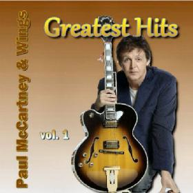 Paul McCartney & Wings - Greatest Hits Vol 1 & 2 - (Unofficial) - 2CD - Reissue