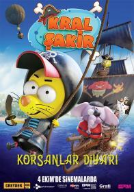 King Sakir Pirates Land - Kral Sakir Korsanlar Diyari 2019 WEB-DL x264 AAC-TURKSEED