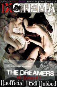 The Dreamers 2003 720p BRRip Hindi Dub Dual-Audio x264-1XCinema com
