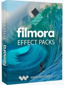 Wondershare Filmora Effect Packs 2 RePack by elchupacabra