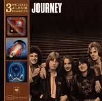 Journey - 3 Original Album Classics (2010) [FLAC]