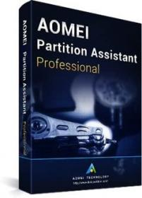 AOMEI Partition Assistant 8 8