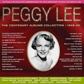 Peggy Lee - The Centenary Albums Collection 1948-62 [4CD] (2020) [FLAC]