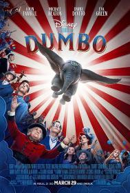 Dumbo (2019) 3D HSBS 1080p H264 DolbyD 5 1 & nickarad