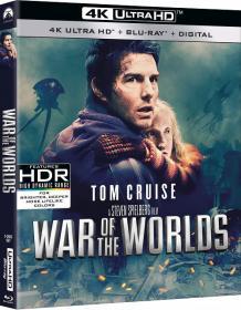 War of the Worlds 2005 UHD BluRay 2160p HEVC TrueHD Atmos 7 1-BeyondHD