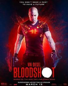 Bloodshot 2020 HDRip Portablius