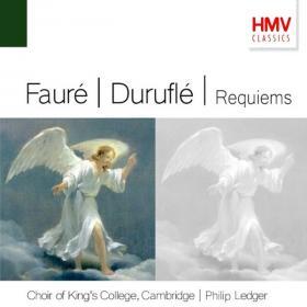 Fauré - Requiem, Duruflé - Requiem - English Chamber Orchestra, Choir Of King's College Cambridge, Philip Ledger, Janet Baker