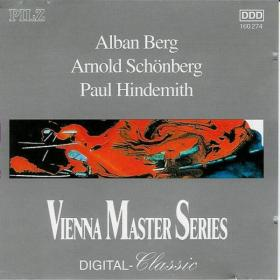 Berg, Schönberg, Hindemith – Lulu-Suite, Chamber Symphony No 2, Sonata For Violin And Piano - Nurnberger Symphoniker Orch & ors