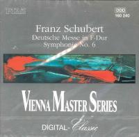 Schubert – Deutsche Messe F-Dur D 872, Symphonie Nr  6 C-Dur D 589 - Mozarteum Chor, Münchner Symphonie Orchestra