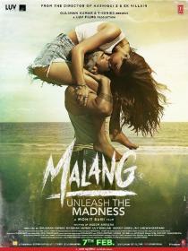 疯狂流浪者 Malang 2020 HD1080P X264 AAC Hindi CHS Mp4Ba