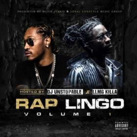 VA-DJ Unstopable - Rap Lingo