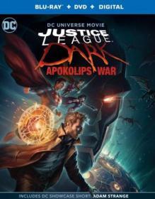 Justice League Dark Apokolips War 2020 BRRip XviD AC3-EVO