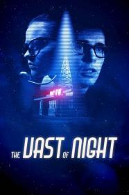 The Vast Of Night 2020 720p AMZN WEBRip x264-GalaxyRG[TGx]