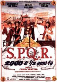 S P Q R  2000 e mezzo anni fa - DVDrip ITA - DeSica Boldi - TNT Village