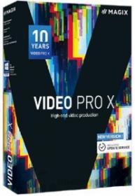 MAGIX Video Pro X12 v18 0 1 80 + Crack
