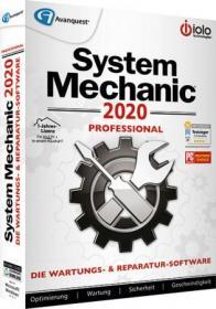 System Mechanic Pro 20 5 0 8 Multilingual