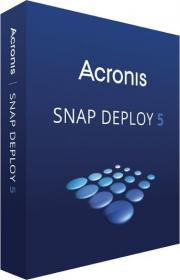 Acronis Snap Deploy 5 0 2028 + Serial + BootCD
