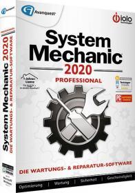 System Mechanic Pro 20 5 0 8 + Crack