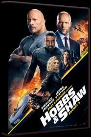 Fast & Furious Presents Hobbs & Shaw 2019 BDRip 1080p DTS AC3 x264-3Li