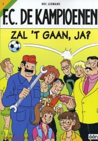 F C  De Kampioenen Stripalbums (01-66) DutchReleaseTeam