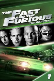 The Fast and the Furious 2001 REMASTERED 720p BluRay 999MB HQ x265 10bit-GalaxyRG[TGx]