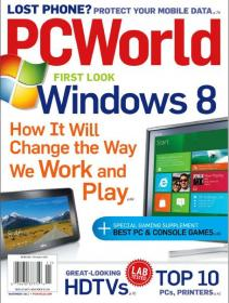 PC World Magazine First Look Windows 8 - November 2011