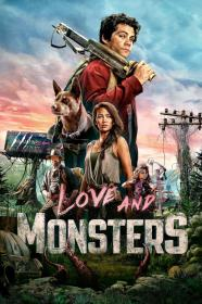 Love And Monsters (2020) [1080p] [WEBRip] [5.1] [YTS]