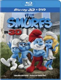 The Smurfs 2011 BluRay By Cool Release