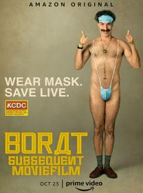 Borat Subsequent Moviefilm 2020 AMZN WEB-DL 1080p