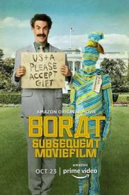 Borat Subsequent Moviefilm 2020 FRENCH 720p WEB H264-EXTREME