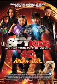 Spy Kids 4 All the Time in the World (2011)  x264 1080p DTS & DD 5 1 ...