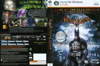 Batman AA GOTY