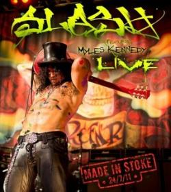 SLASH - MADE IN STOKE 24-07-2011