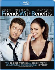 Friends With Benefits 2011 BluRay By Cool Release