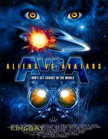 Aliens Vs Avatars 2011 SCREENER Xvid UnknOwN
