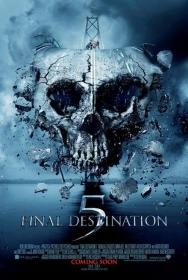 Final Destination 5 (2011) DVDRip XviD-MAXSPEED