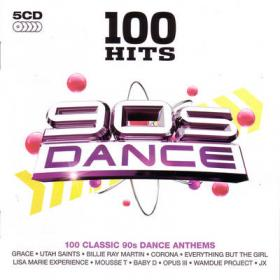 Various - 100 Hits - 90s Dance (CD-FLAC-Lossless) - 2010