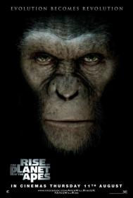 Rise Of The Planet Of The Apes (2011) 720p BRRip NL subs DutchReleaseTeam