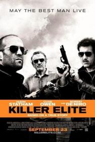 Killer Elite 2011 BRRip XviD-3LT0N