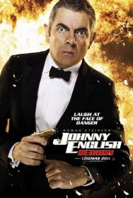 Johnny English Reborn (2011) DVDRip XviD-MAXSPEED