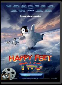 Happy Feet 2 DVDScr H264(BINGOWINGZ UKB-RG)
