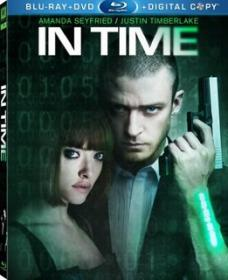 In Time (2011) x264 1080p DTS & DD 5 1 NL Subs DMT